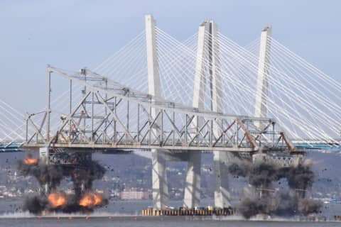 Photo Gallery: The Last Day Of The Old Tappan Zee Bridge