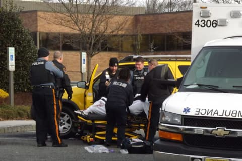 Fair Lawn Police Revive Driver Whose Car Rolled Into Bank