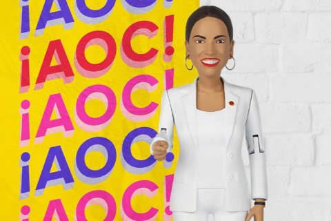Ocasio-Cortez May Soon Be Getting Her Own Action Figure