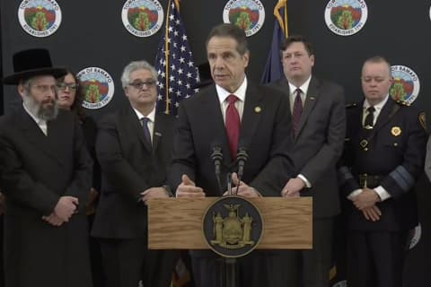 Cuomo Pledges $680K For License Plate Readers In Monsey, New Square