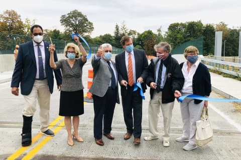 Developers Clear 'Last Mile' Complete $135M Bridge Over I-95 In Westchester
