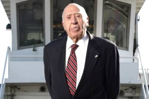 TRIBUTE: Giant Of Industry, Creator Of Modern Commuter Ferry Arthur Imperatore Sr Dies At 95