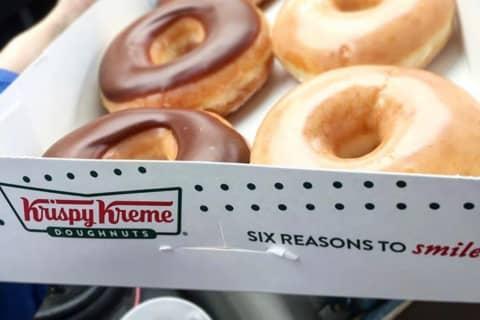 LOOK INSIDE: Krispy Kreme Opening Early March In Bergen County
