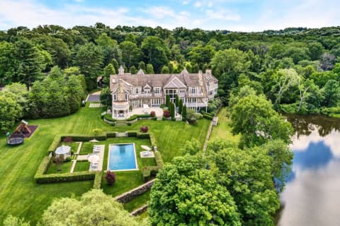 $11.18M Home Sale Most Expensive In Greenwich This Year