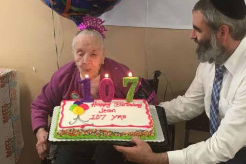 Westchester Resident Celebrates 107th Birthday