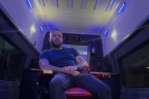 'I Wanted To Be Somebody': Bergen County Barber Achieves American Dream With New Mobile Shop