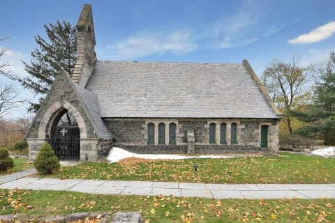 Historic Alpine Church Designed By Metropolitan Opera House Architect Hits Market At $3.45M