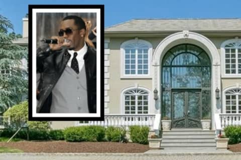 Look Inside: Westchester Native Sean 'Diddy' Combs' Former Mansion On The Market