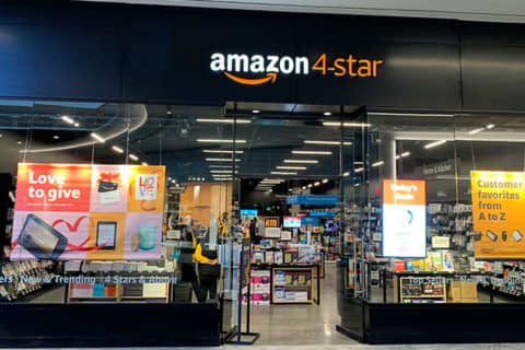 A Look Inside: Amazon's First CT Retail Outlet Opens In Fairfield County
