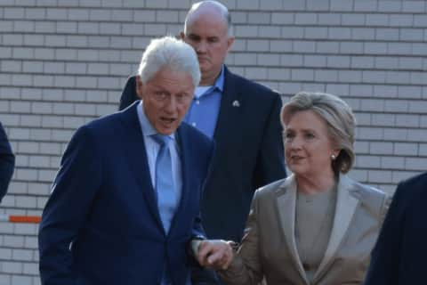 Bill, Hillary Clinton International Speaking Tour Will Come To Connecticut