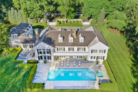 Area Mansion Once Owned By Tommy Hilfiger On Market For Nearly $7 Million