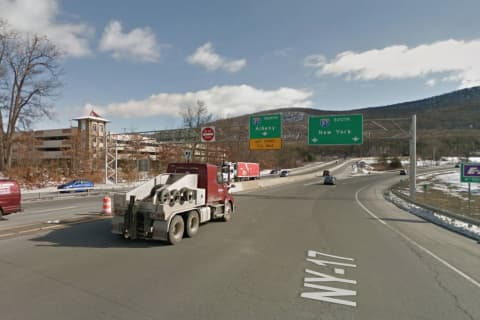 Route 17 Lane Closures Will Last For Days
