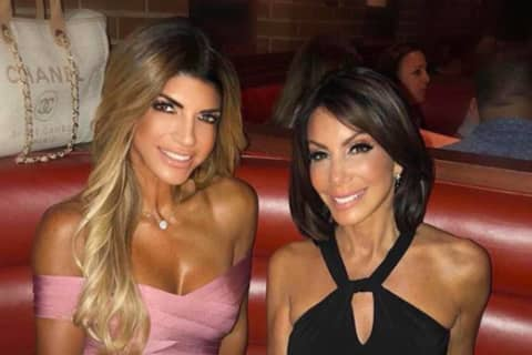 Did You See Them? RHONJ Stars Dine In Hackensack
