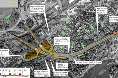 $135M Construction Project Starts On I-95