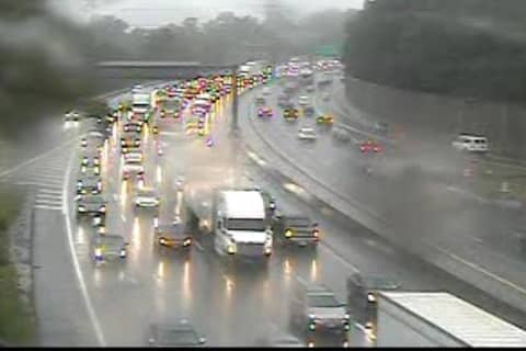 Flooding On Four Westchester Parkways, I-684 Crash Snarl Evening Commute