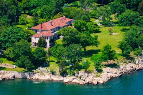 This $120M Fairfield County Mansion Is Connecticut's Most Expensive Listing
