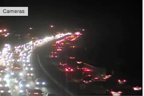 Crashes Causes Gridlock On Both I-95, Merritt During Evening Commute