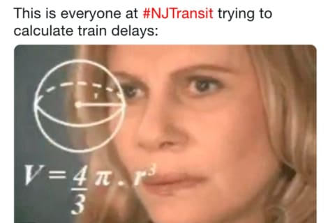 Thanksgiving Commuters Aren't Happy With NJ Transit: Read The Tweets