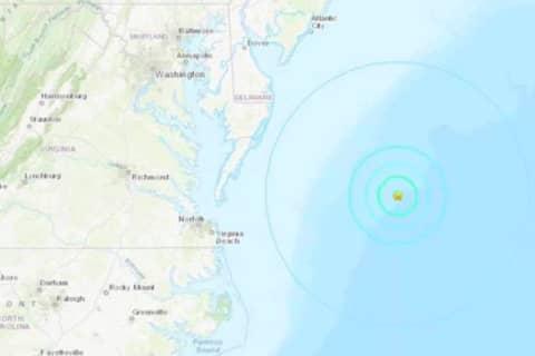 Feel It? 4.7 Magnitude Earthquake Reported Off East Coast