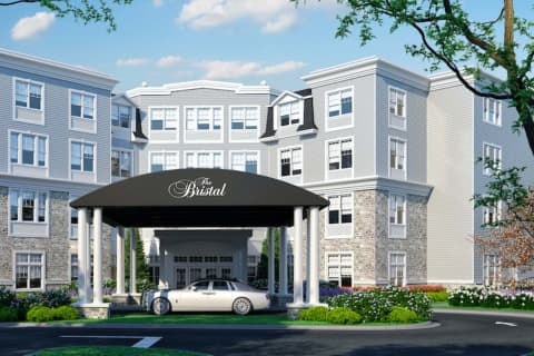 $50M Luxury Senior Living Facility Under Construction In Wayne
