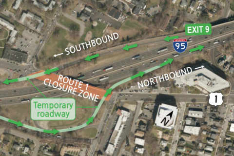 Second Closure For I-95 Bridge Replacement Project Starts