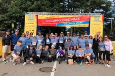 Wilton Resident Peggy Grodd Spearheads Team That Raises $2M For Cancer Research