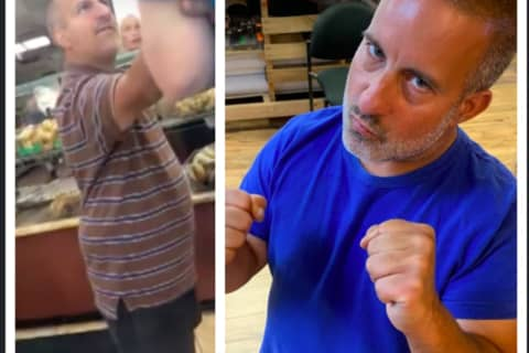 Remember 'Bagel Boss' Meltdown Guy? He Just Inked Fighting Deal In Atlantic City