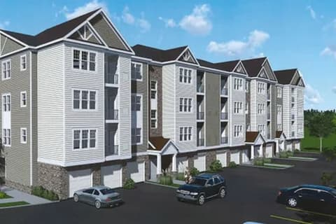 126-Unit Housing Project Under Way In Morris County