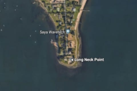 Man Clinging To Kayak For Half-Hour Rescued On Long Island Sound