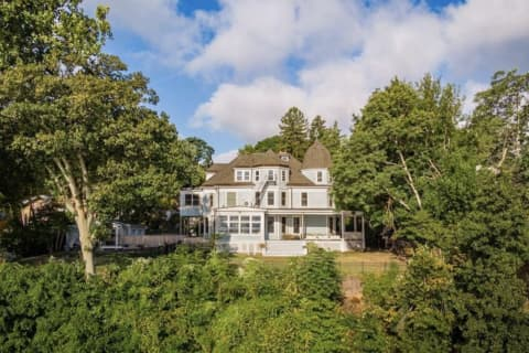 'Legally Haunted' Nyack Manor Up For Sale