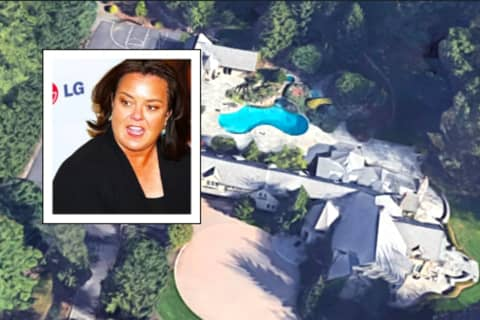 Affordable Housing Units Coming To Rosie O'Donnell's Former Bergen County Property