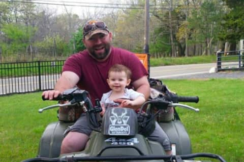 37-Year-Old Accident Victim, 'Big Mike' Severin, Father Of 2 Young Daughters