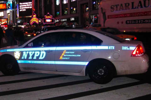 Queens Man Charged With Arson Of NYPD Vehicle