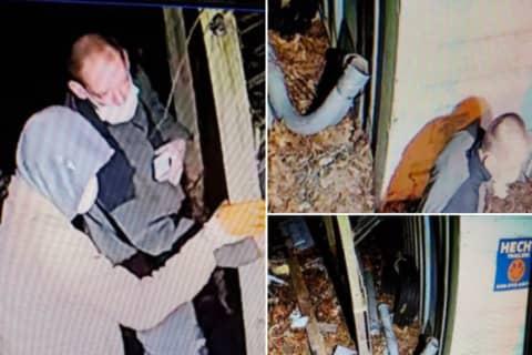 KNOW THEM? State Police Seek IDs On Burlington County Burglar