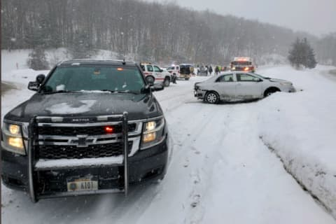 Taconic Parkway Stretch Reopens After Crash