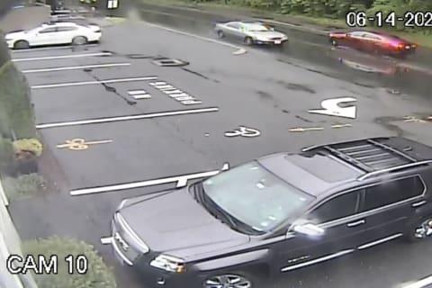 Police Seek Suspect Who Fled Scene Of Hampden County Crash