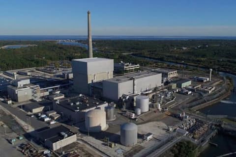 Construction Accident At Nuclear Plant Knocks Out Power Along Jersey Shore