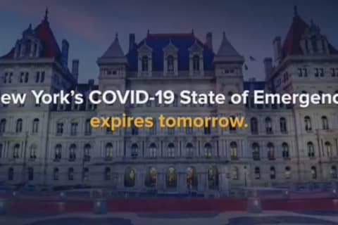 COVID-19: New York's State Of Emergency To Be Lifted