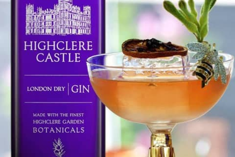 You're Invited: Join Lord And Lady Carnarvon For Virtual Cocktails At Highclere Castle