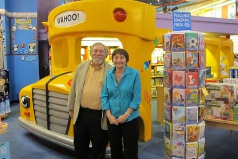 'Magic School Bus' Author, Newark Native Joanna Cole Dies, 75