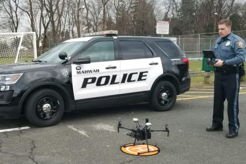 Aerial Circuits: New Mahwah Police Drones Aim To Boost Protection, Service