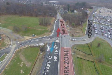 Roadwork Alert: Traffic Shift Scheduled For Route 32 In Orange County