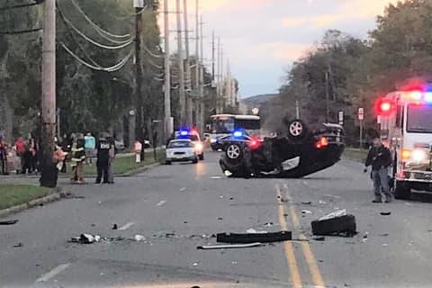 Passaic Prosecutor's Fatal Accident Team Responds To Wayne Crash