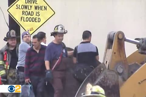 Responders Rescue 100+ From Flooded Fairview Industrial Park