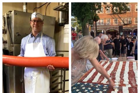 Union County May Soon Boast The World's Biggest Hot Dog -- AND Pizza