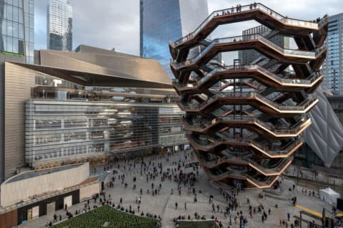 Facebook Signs Move To NYC's Hudson Yards: Three Buildings, 30 Floors, 1.5 Million Square Feet