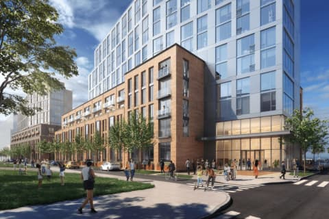 Jersey City Moves Forward With Largest Mixed-Income Development Site In Tri-State Area