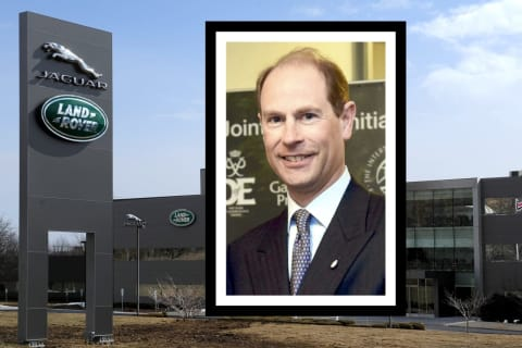 British Royalty To Visit Luxury North Jersey Car Headquarters