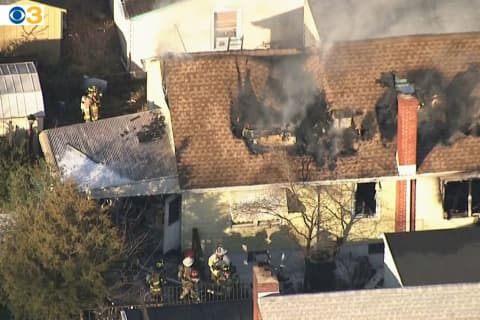 Resident Killed In South Jersey Fire, First Of 3 Local Blazes In 24 Hours