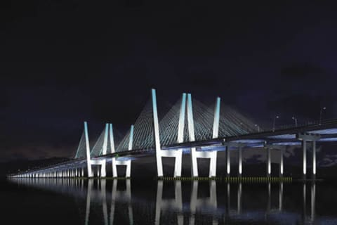 New Round Of Lane Closures Scheduled Near New Tappan Zee Bridge